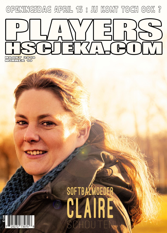 , PLAYERS HSCJEKA.COM – Maart 2018 -Nummer 10