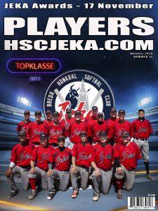 , PLAYERS HSCJEKA.COM – Aug/Sep 2018 -Nummer 15