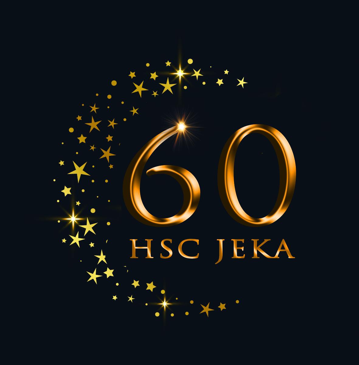 Jubileum HSC JEKA in Juni 2020 !, Jubileum HSC JEKA in Juni 2020 !