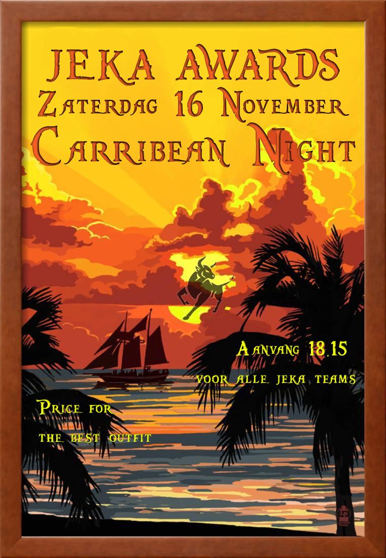 , JEKA AWARDS Zaterdag 16 November